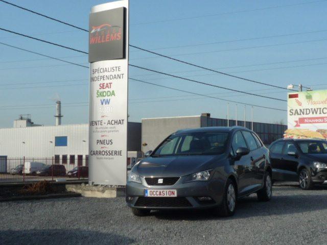 SEAT IBIZA ST STYLE 1.6 TDI  105CV 2012 – 6500€