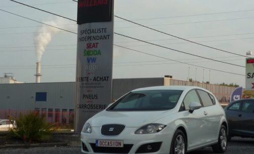 SEAT LEON STYLE COPA 1.6TDI 105CV – 2011 – 8500€