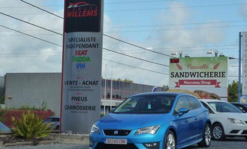 SEAT LEON SC FR 1.4TSI 122CV – 2014 – 14700€