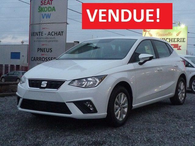 NEW SEAT IBIZA MOVE 1.0ESS. 75CV – 15367€