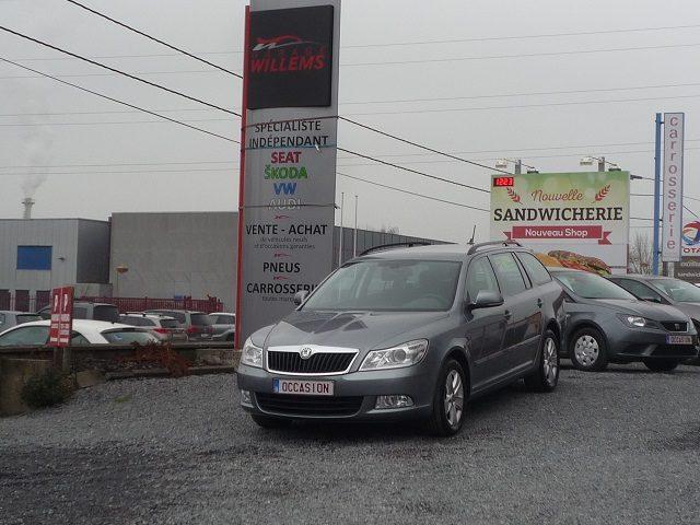 SKODA OCTAVIA ALLURE 1.6TDI 105CV 2012 – 8900€