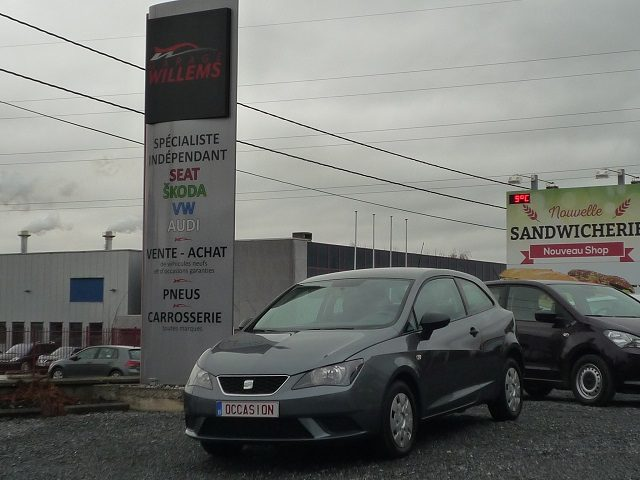 SEAT IBIZA SC 1.2ESSENCE 70CV – 2013 – 6990€