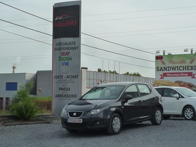 SEAT IBIZA 5P. REFERENCE 1.2TDI 75CV-2011-5990€