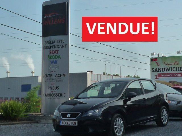 SEAT IBIZA 5P 1.2ESSENCE 70CV – 2014 – 7900€
