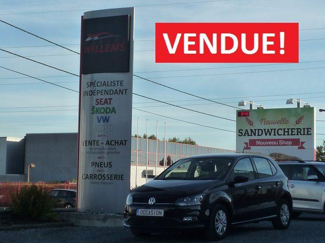 VW POLO TRENDLINE 5P. – 1.0MPI 60CV – 2017 – 10900€