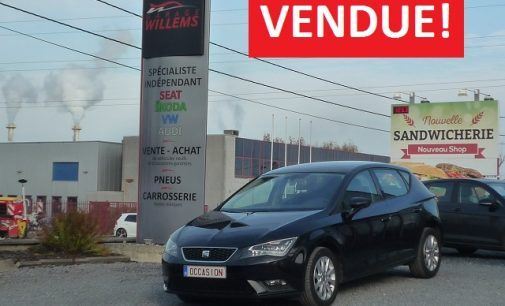 SEAT LEON 5P STYLE 1.6TDI 105CV -2013 -9900€