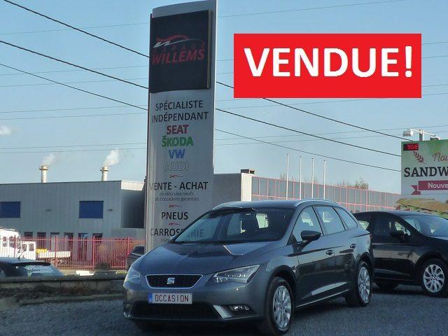 SEAT LEON ST STYLE 1.6TDI 105CV – 2014 -9900€