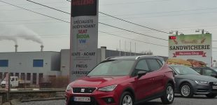 SEAT ARONA FR 1.0TSI 115CV – DIRECTION – 18900€