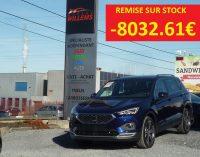 SEAT TARRACO  1.5 TSI 150CV – 34839€