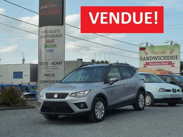 SEAT ARONA MOVE 1.0TSI 95CV – 20380€