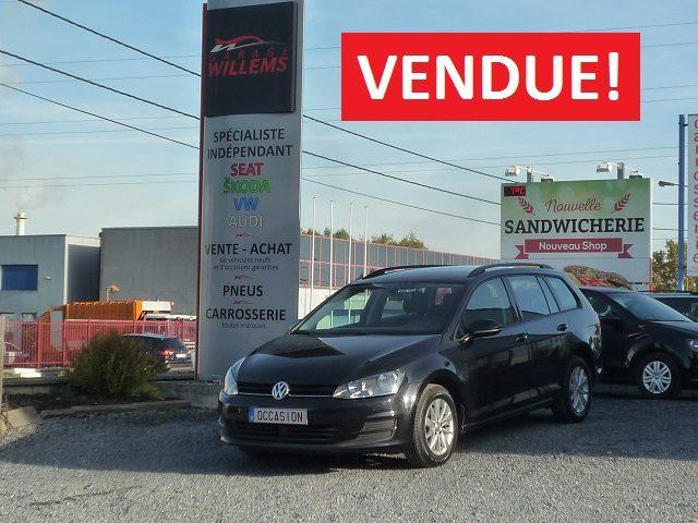 VW GOLF VARIANT TREND 1.6TDI 105CV-2015-12900€
