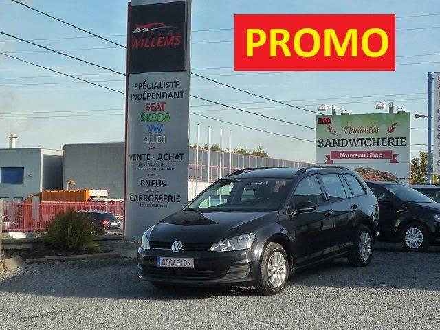 VW GOLF VARIANT TREND 1.6TDI 105CV-2015-12500€