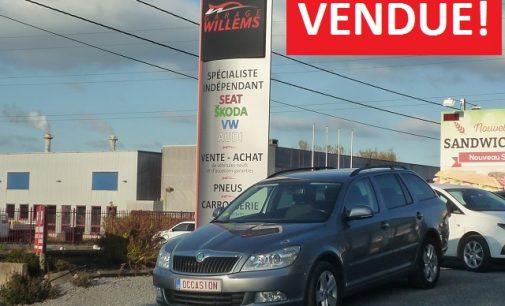 SKODA OCTAVIA AMBITION 1.6TDI 105CV/DSG 2013 – 8500€