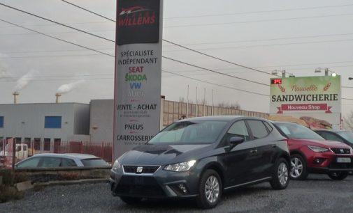 SEAT IBIZA MOVE 1.0TGI 90CV – 16584€