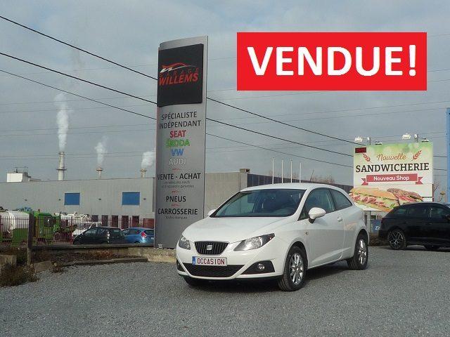 SEAT IBIZA 3P COPA 1.2 TDI 750CV – 2011 – 3900€