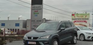 SEAT ATECA MOVE 1.0TSI 115CV – 2019 – 21999€