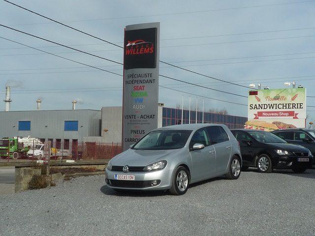 VW GOLF 5P. TREND 1.6TDI 105CV-2011-8000€